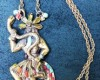 Smoki Indian Snake Dance Ceremonial Necklace